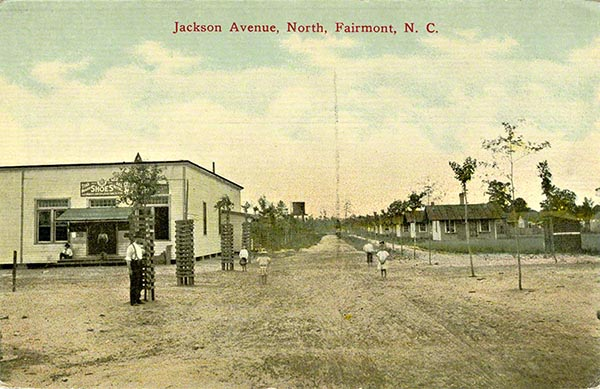 Jackson Avenue North Fairmont NC