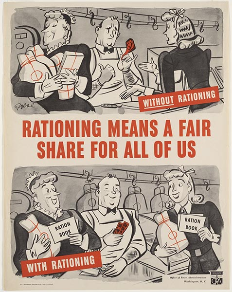 rationing ration for everyone