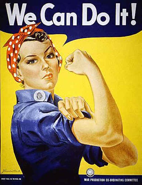 rosie the riveter1